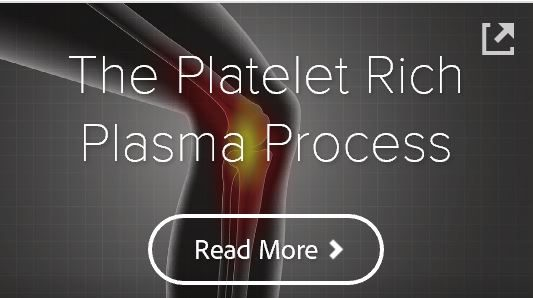 The Platelet Rich Plasma Process