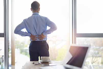 Back Pain and Leg Numbness