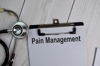 Pain Management in 2021